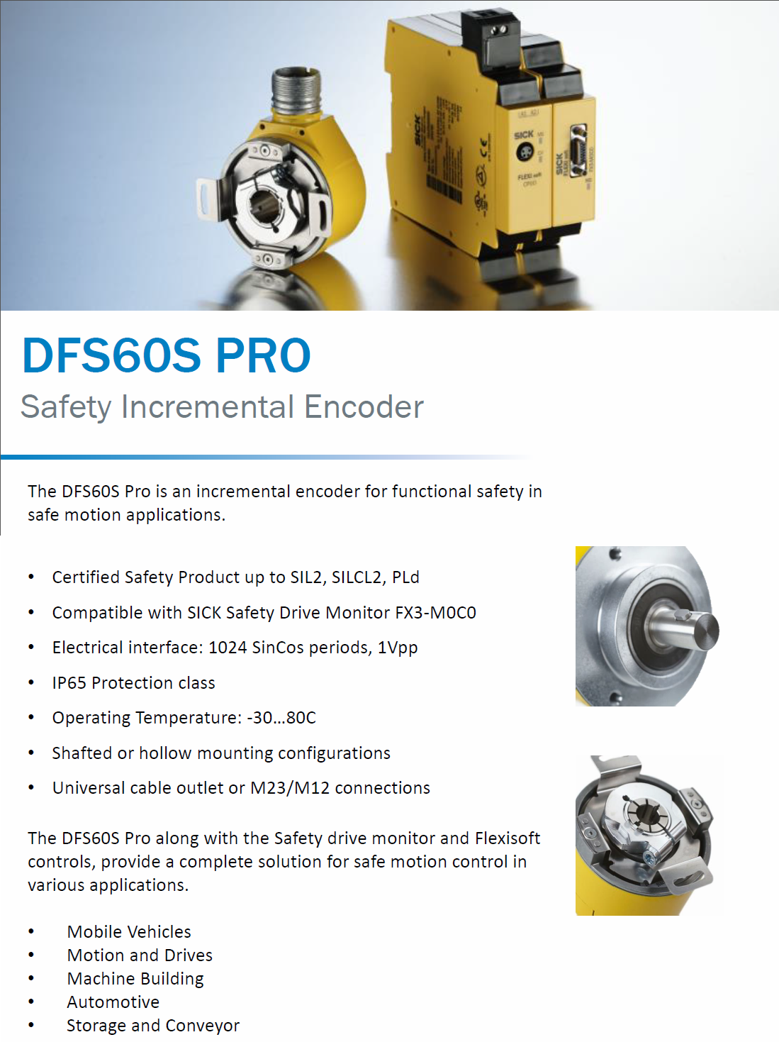 March 2016 Safety Encoder